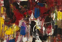 Past Exhibitions Stephen Pace: Abstract Expressionist Oct 16 - Nov 15, 2014