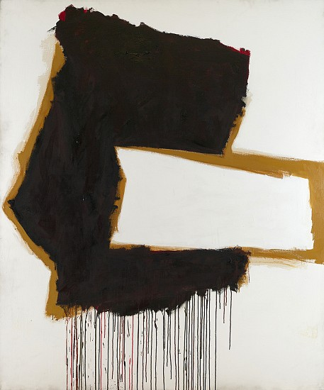 Ann Purcell ,   Lagniappe #8  ,  1978     Acrylic on canvas ,  72 x 60 in. (182.9 x 152.4 cm)     PUR-00038