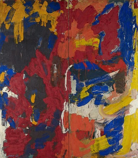 Stephen Pace ,   Untitled (60-17) | SOLD  ,  1960     Oil on canvas ,  81 x 70 in. (205.7 x 177.8 cm)     SOLD     PAC-00091