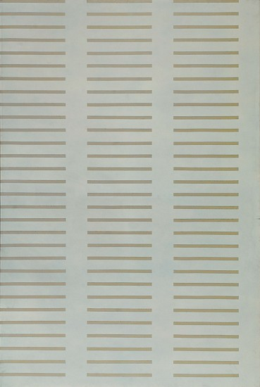 Dan Christensen ,   Untitled  ,  1966     Acrylic on masonite ,  90 x 60 in. (228.6 x 152.4 cm)     CHR-00158