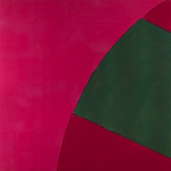 Edward Avedisian ,   Untitled  ,  c. 1965     Acrylic on canvas ,  54 1/4 x 54 in. (137.8 x 137.2 cm)     AVE-00027