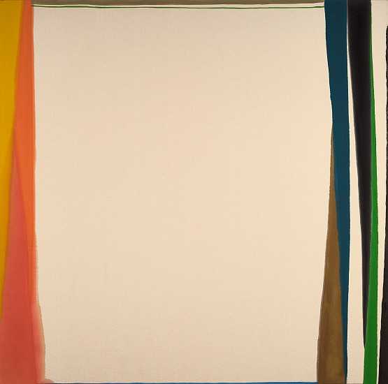 Larry Zox ,   Untitled | SOLD  ,  c. 1973     Acrylic on canvas ,  66 x 66 in. (167.6 x 167.6 cm)     ZOX-00064