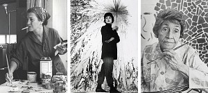 News: 11 Female Abstract Expressionists You Should Know, from Joan Mitchell to Alma Thomas, June 28, 2017 - Alex Gotthardt for Artsy