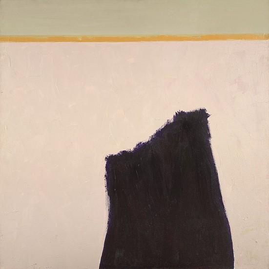 Ann Purcell ,   Cakewalk  ,  1978     Acrylic on canvas ,  60 x 60 in. (152.4 x 152.4 cm)     PUR-00107