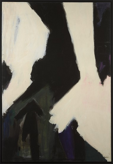Judith Godwin ,   Untitled | SOLD  ,  1958     Oil on canvas ,  71 1/2 x 49 1/2 in. (181.6 x 125.7 cm)     GOD-00050
