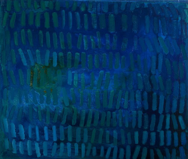 Yvonne Thomas ,   Untitled | SOLD  ,  1964     Oil on canvas ,  42 1/2 x 49 5/8 in. (108 x 126 cm)     THO-00098