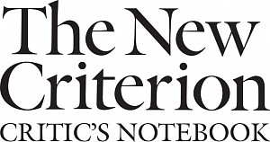 News: The New Criterion | The Critic's Notebook: Jill Nathanson: Light Phrase, February  2, 2021 - James Panero for The New Criterion